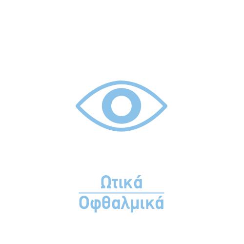 Ωτικά-Οφθαλμικά
